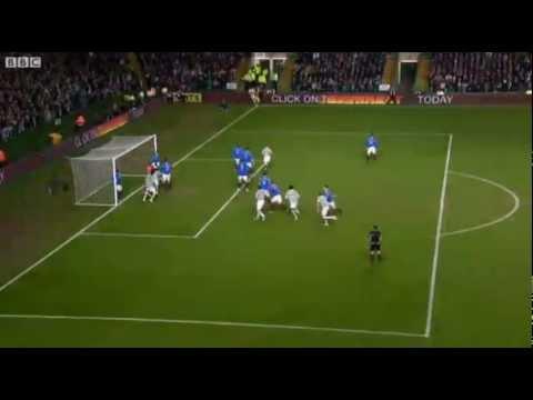 Celtic 1-0 Rangers Highlights