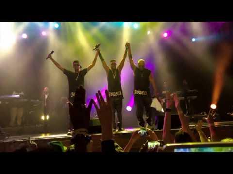 Get On Up - Jodeci (Live , 2016)