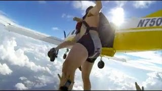 Repeat youtube video Athletic Sports Diapers For Skydivers