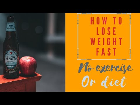 how-to-lose-weight-without-exercise-and-diet