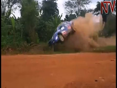 Motorsport: Ashraf Ahmed talks about his accident during Masaka rally