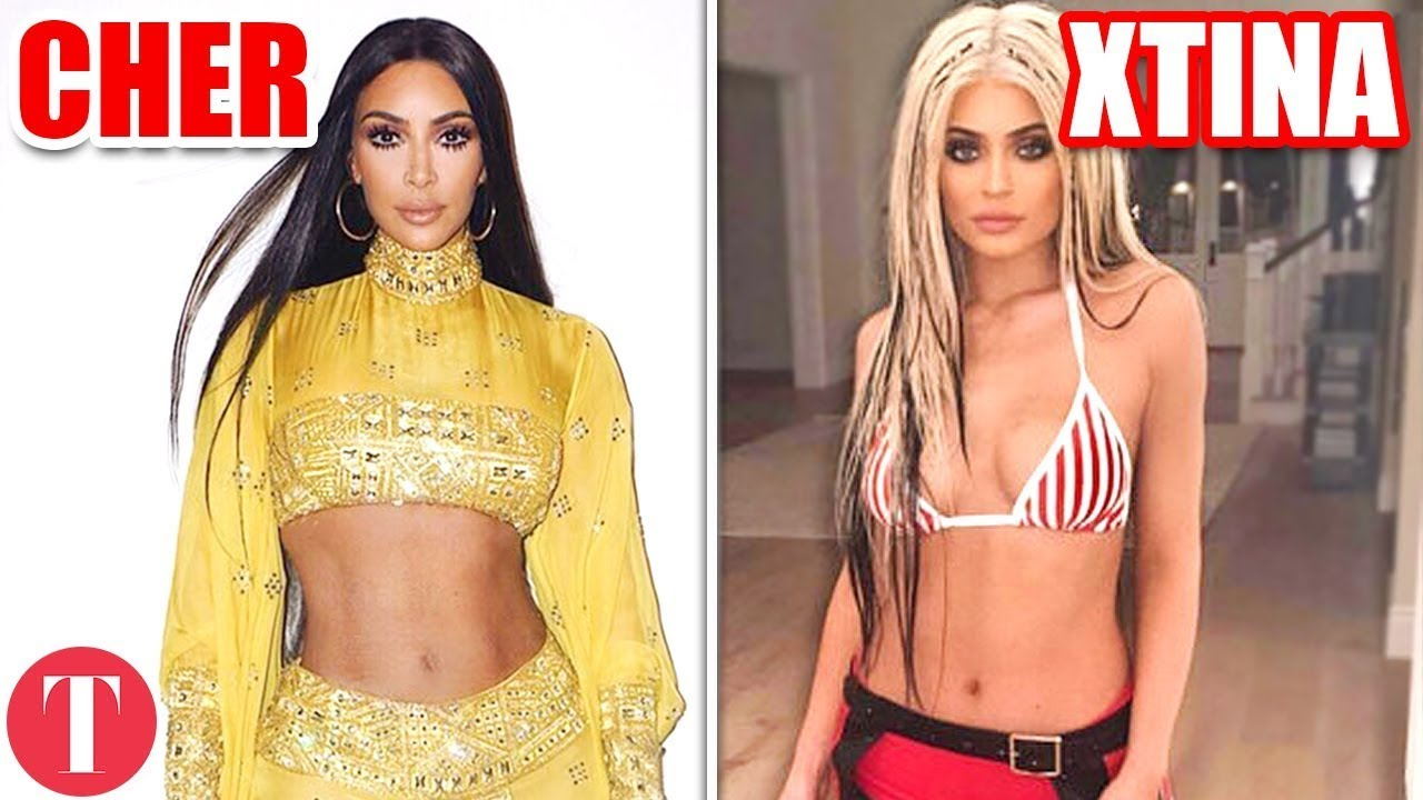 10 Celeb Halloween Costume Ideas Inspired By The Kardashians