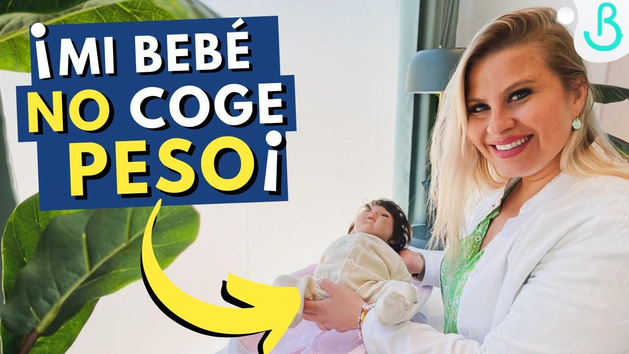 👶🏻🚨¿POR QUÉ MI BEBÉ NO COGE PESO? MITOS y PERCENTILES ||Baby Suite by Pau