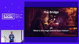 React Native - Under The Bridge / Chen Feldman