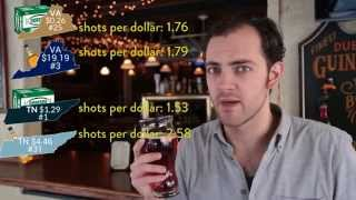 How to Buy the Cheapest Alcohol in Your Home State
