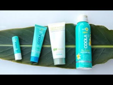 Download Poshly Unboxing: Coola Sunscreen