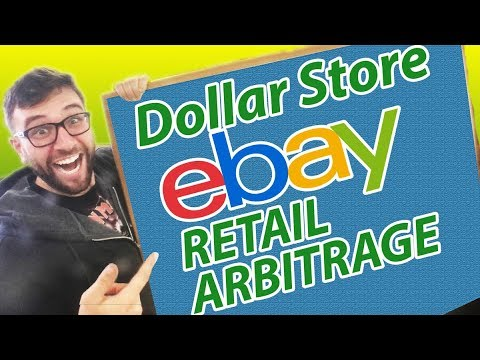 5 Easily Overlooked Dollar Store Retail Arbitrage eBay Tips