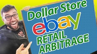 5 Dollar Store Retail Arbitrage eBay Tips You're NOT Being Told