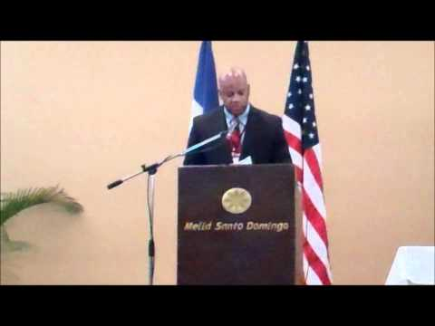 Richard Wade presents at Clean Energy Business Forum 2011 in Santo Domingo, D.R. (Part 2)