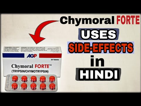 Chymoral Forte Tablet Benefits, Side Effects & Price in Hindi 2019 - Medlife Offers 🔥 - 동영상