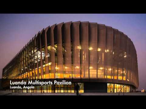 Luanda Multisports Pavilion, IOC/IAKS Award 2015