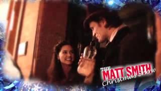 Doctor Who Advent(ure) Calendar 2012 - Day 18: Matt Smith interviews Jenna-Louise Coleman