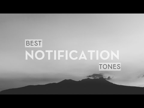 Top 10 Notification Tones
