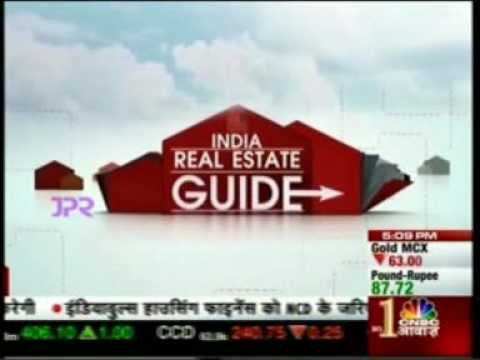 CNBC Awaaz features Rustomjee Urbania in the India Real Estate Guide Show