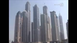NTD TV  Cayan Tower in Dubai Marina