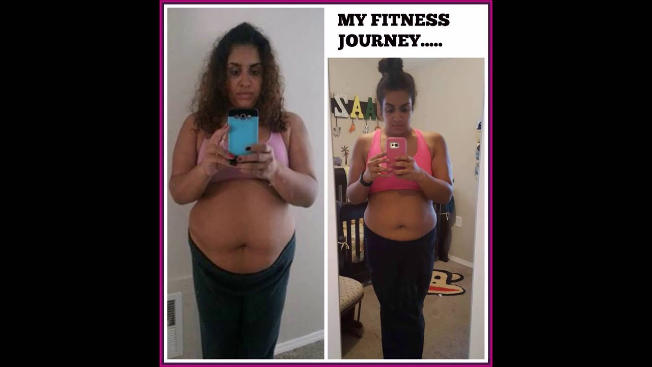 My Fitness Journey Insanity Max 30 Before and After