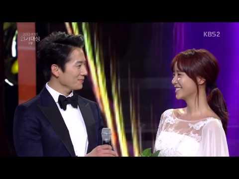 Best Couple @ 2013 KBS DRAMA AWARDS