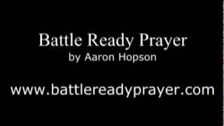 Battle Ready Prayer
