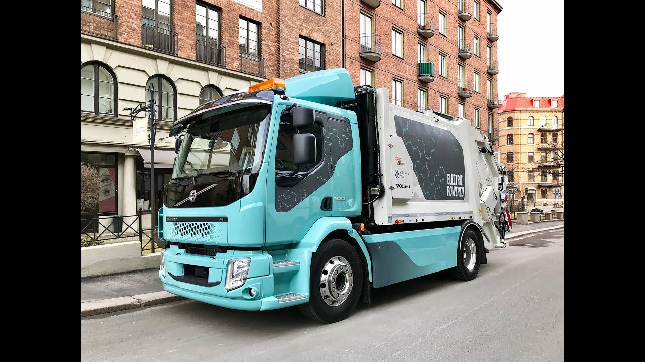 Volvo Trucks Can Cities Be Quieter And Cleaner With Electric