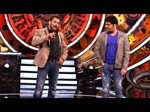 Kapil Sharma On Salman Khan's Show; Here's Why