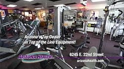 Where Do You Buy Exercise Equipment? - Arizona Health
