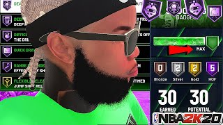 *NEW* NBA 2K20 UNLIMITED BADGE GLITCH!AFTER 1.13!MAX OUT ALL BADGES FAST!