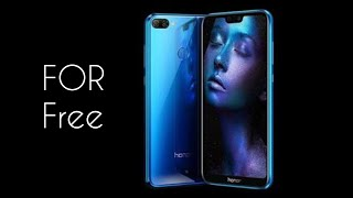 How to buy honor 9n for free|malayalam