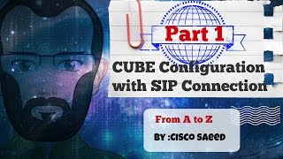 cube configuration with sip connection part 1 design