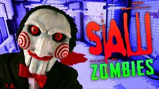 SAW: ZOMBIE PUZZLE SURVIVAL (Call of Duty Zombies)