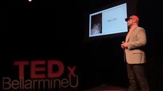 You define your adversity, your adversity doesn't define you | Nick Reinhart | TEDxBellarmineU