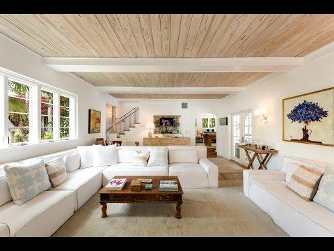 4591 North Bay RD | A Carl Fisher Mediterranean House