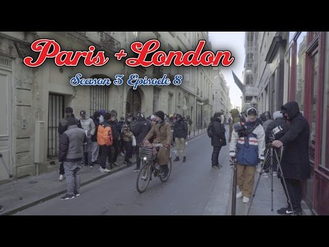 Paris & London! The Show by Round Two S3 Ep8