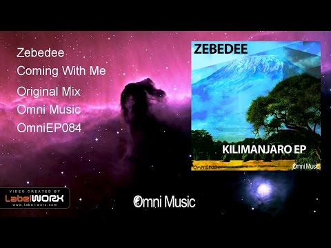 Zebedee - Coming With Me (Original Mix)