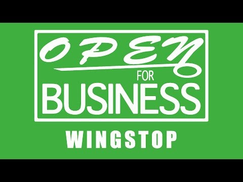Open For Business: Wingstop