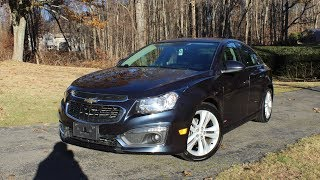 2015 Chevy Cruze LTZ (My Car): First Person In Depth Look