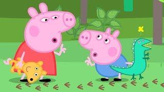 Peppa Pig Italiano ⭐ PICNIC NEL BOSCO ⭐ Collezione Italiano - Cartoni Animati
