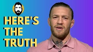 Conor McGregor, ESPN and the Truth About MMA Interviews | Luke Thomas