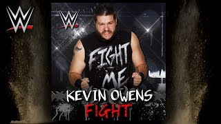 "WWE NXT: ""Fight"" (Kevin Owens) Theme Song + AE (Arena Effect)"