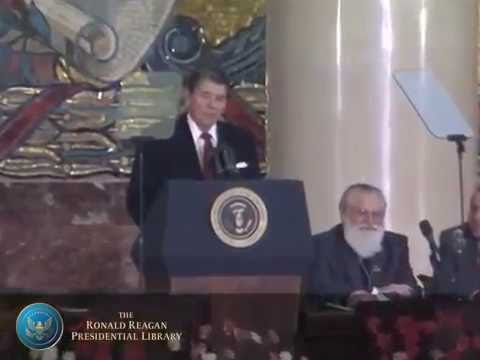 Ronald Reagan on American Indians: 'Maybe we made a mistake'