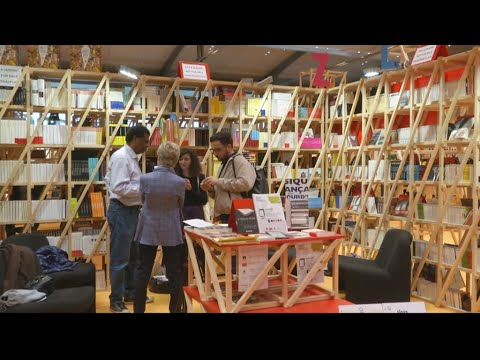 French literature is guest of honour at Frankfurt book fair