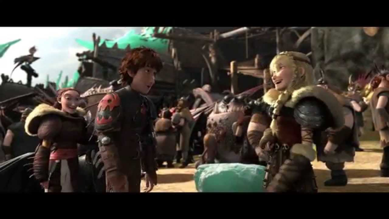 HTTYD2 Hiccup and Astr...