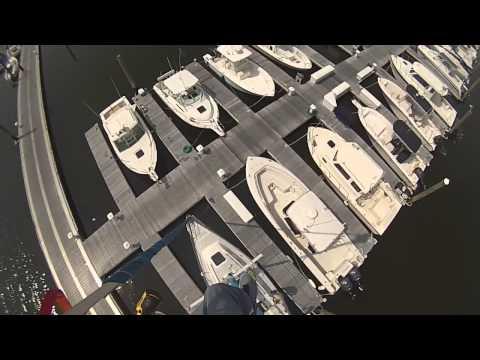 NASA Marine wind master installation and anchor light LED upgrade