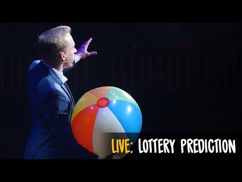 Lottery Prediction - Stephen Williams Jr