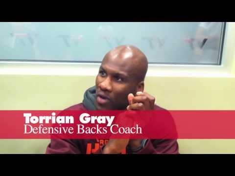 Torrian Gray on coaching the Fuller brothers