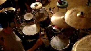 Muse - Stockholm Syndrome - GrooveThumper Verse Drum Lesson)