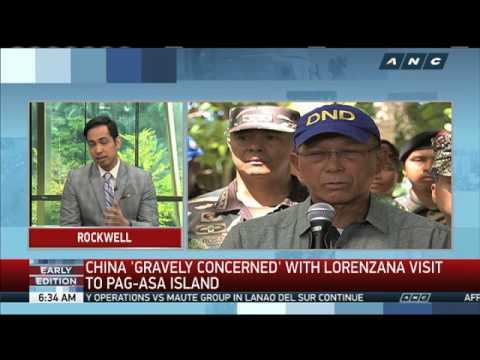 Pag-asa Island visit shows stronger PH position on sea disputes