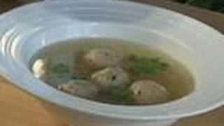 How To Make Chicken Soup With Matzo Balls
