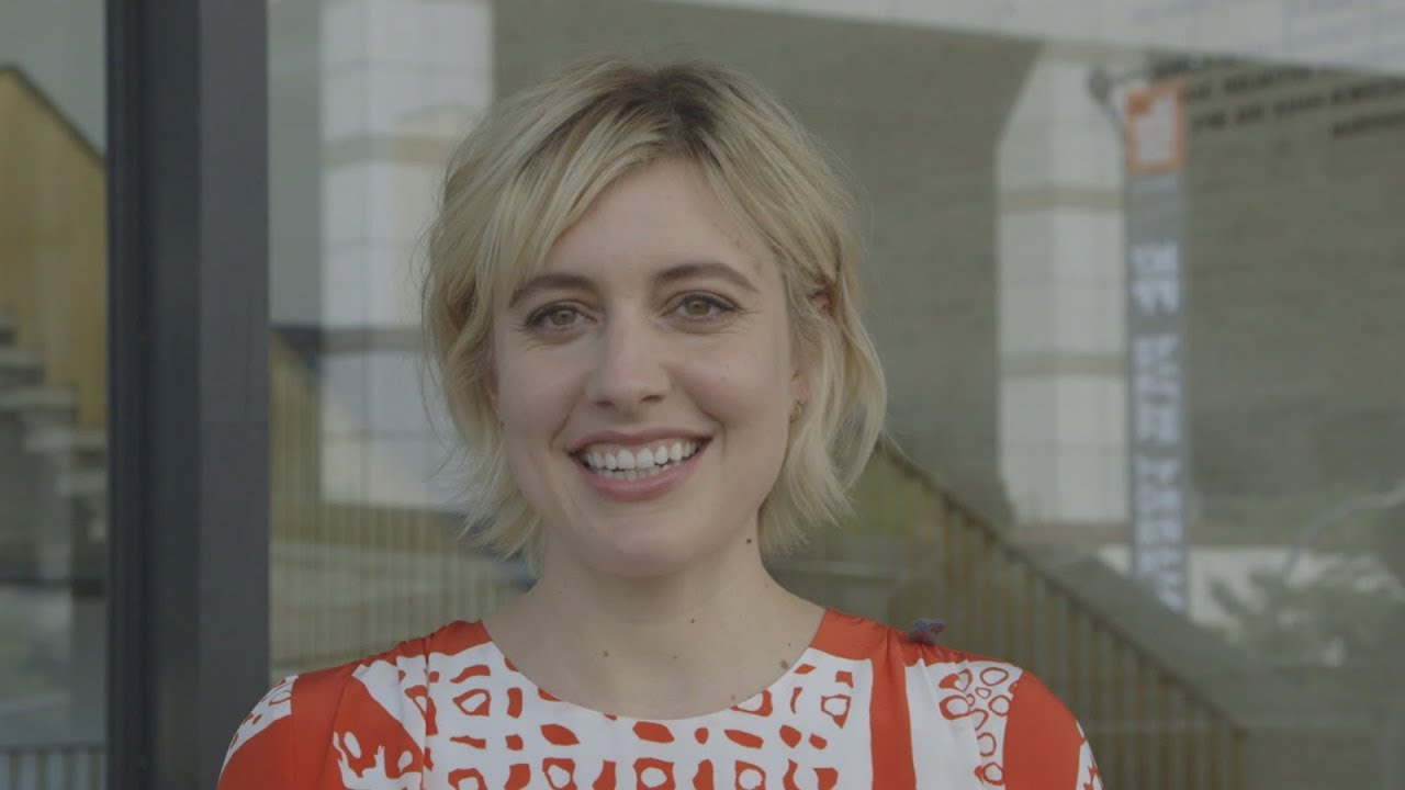 Greta Gerwig on the Path to Lady Bird and Sneaking into NYFF | NYFF55