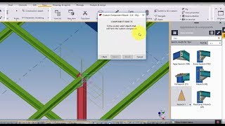 Download Haunch And Custom Component Tekla Part 5 Videos - Dcyoutube