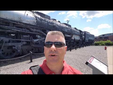 Steamtown National Historic site Scranton PA